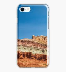 Arches Castle Panorama iPhone Case/Skin