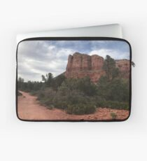 Cliff face outside Sedona Laptop Sleeve