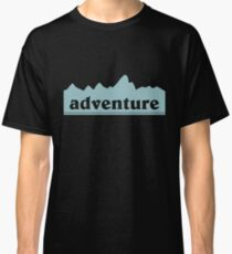 adventure shirt Classic T-Shirt