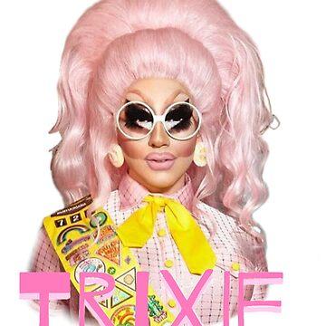 Trixie Mattel  by tdelafont