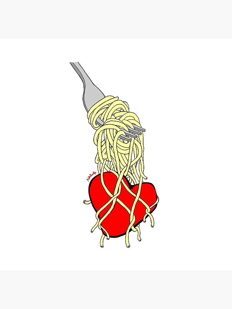 Pasta Love by Mikbulp