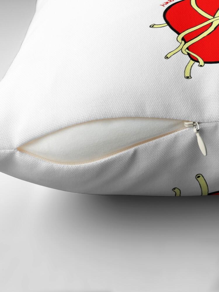 Alternate view of Pasta Love Floor Pillow