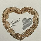 Heart Of Driftwood by Sharon A. Henson