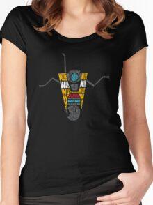 Wub Wub Wub Women's Fitted Scoop T-Shirt