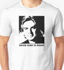 David Icke is Right T-Shirt