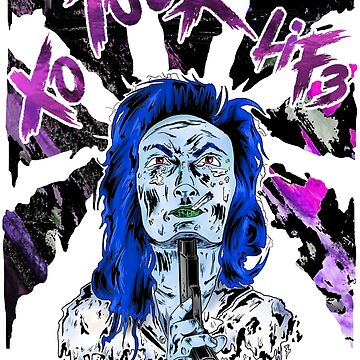 XO TOUR Life3 illustration  by MarshallArtt