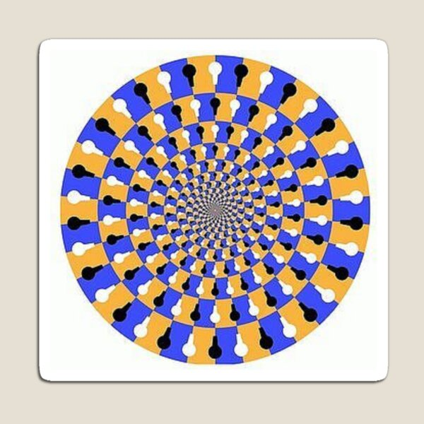 Visual illusion, #VisualIllusion, #visual, #illusion Magnet