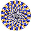 Visual illusion, #VisualIllusion, #visual, #illusion  by znamenski