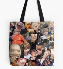 BTS ULTIMATE MEME Tote Bag