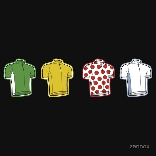 TShirtGifter presents: Colours of the TDF