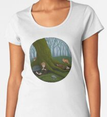 LOTR: An Unexpected Visitor Women's Premium T-Shirt