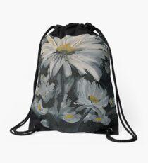 Daisies Drawstring Bag