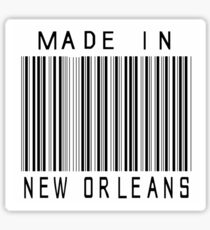 Made in New Orleans Sticker