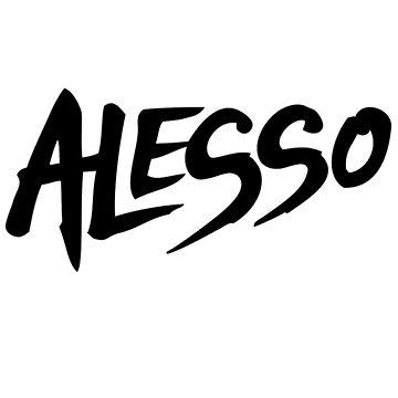 Alesso logo by virtusdesign