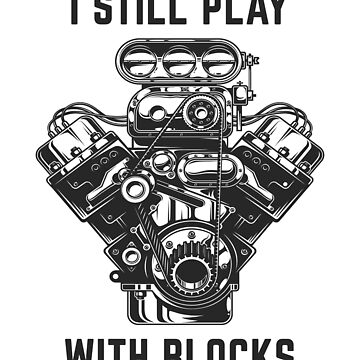 I still play with blocks by KYGSales