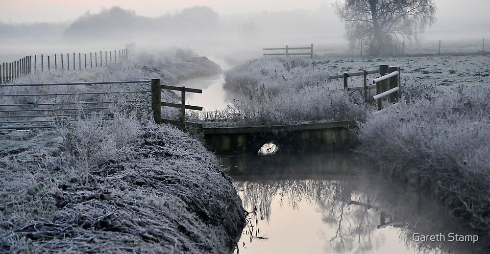 Moorland Bridge by Gareth Stamp