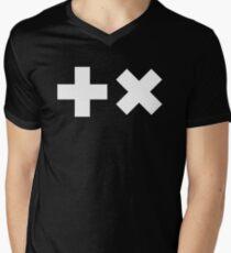 Martin Garrix Logo Men's V-Neck T-Shirt