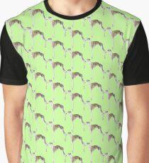 Tall Dog! Whippet Greyhound Graphic T-Shirt