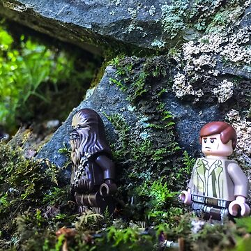 Brickography Pictures - Rebels by Phantomdrummer