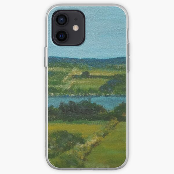 Seneca on a Summer Day iPhone Soft Case