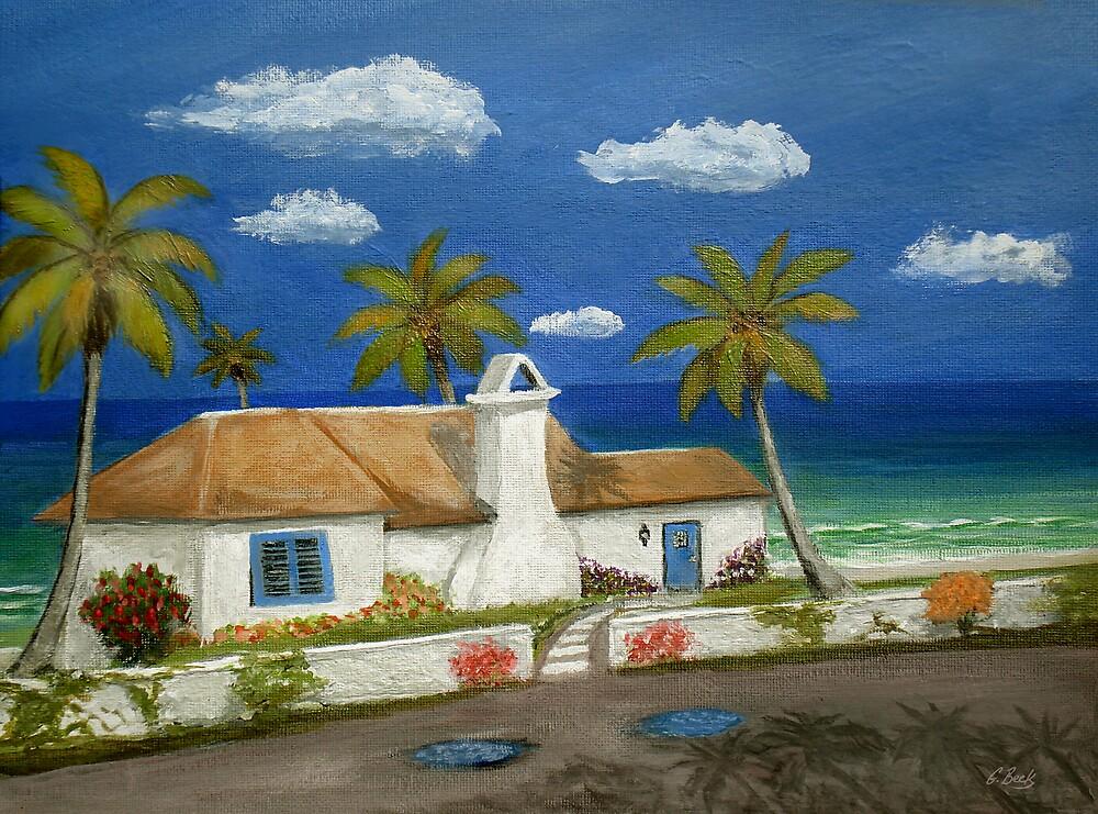 Sandy Point by Gordon Beck