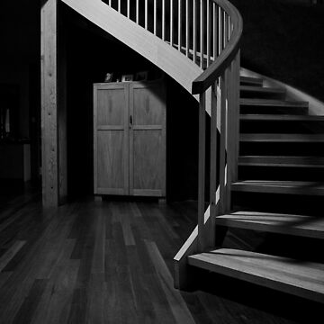 The Cupboard under the Stairs by rfbfmike