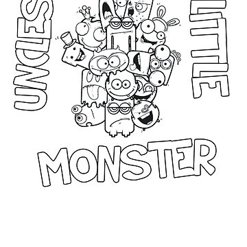 Uncles Little Monster by perrymsb
