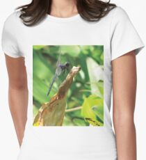 Beautiful Dragonfly Women's Fitted T-Shirt