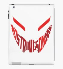 No Strings on Me iPad Case/Skin