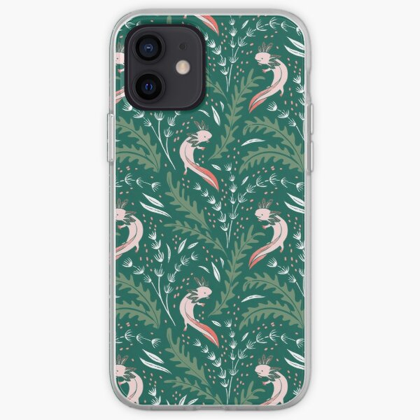 axolotl iPhone Soft Case