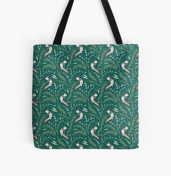 axolotl All Over Print Tote Bag
