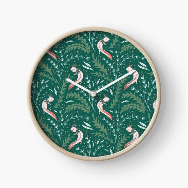 axolotl Horloge