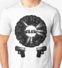 Chk CHk Boom - crazy pattern T-Shirt