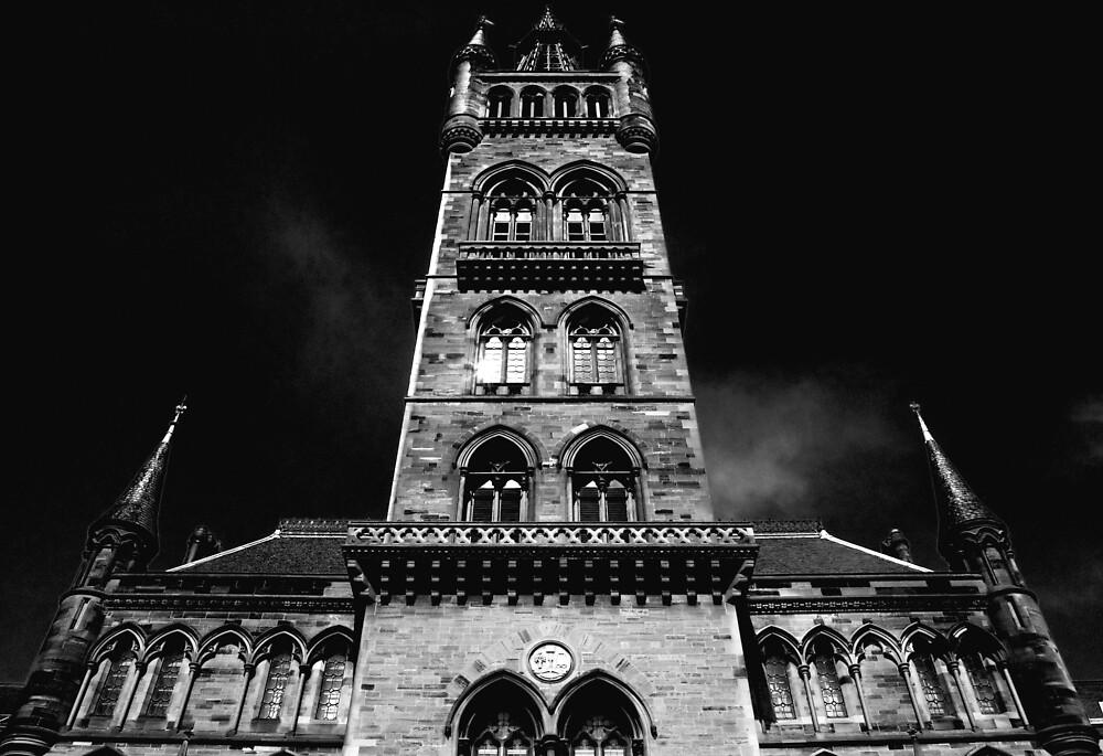 University of Glasgow by Gordon Hunt