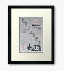 FRANK OCEAN - ENDLESS Framed Print