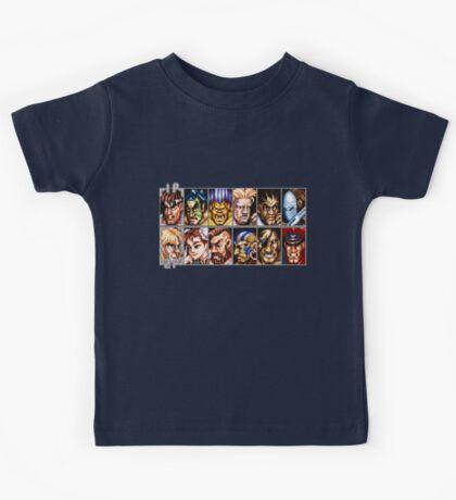 World Warriors Kids Clothes