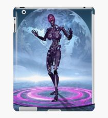 cover science fiction figure iPad Case/Skin