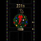 221 Before Christmas - turned knocker by gruffyjustice