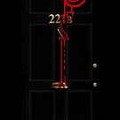 Smile! You're at 221B - red by gruffyjustice
