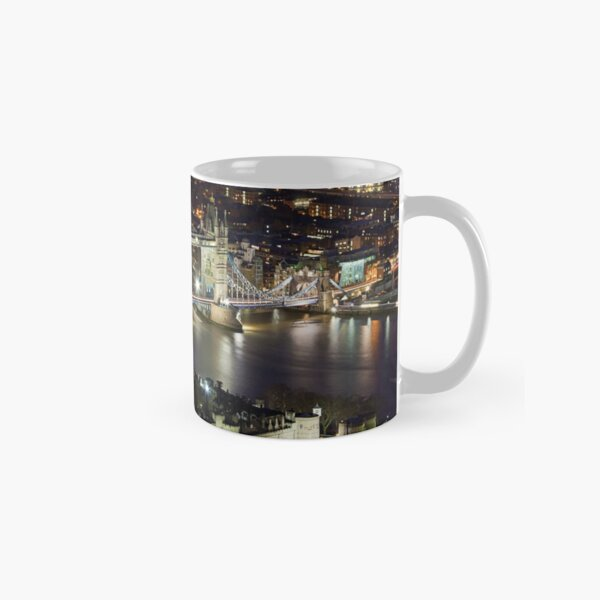 London at Night Classic Mug