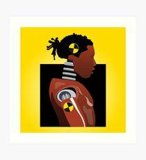 A$AP Rocky - Test Dummy Art Print