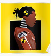 A$AP Rocky - Test Dummy Poster