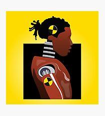 A$AP Rocky - Test Dummy Photographic Print