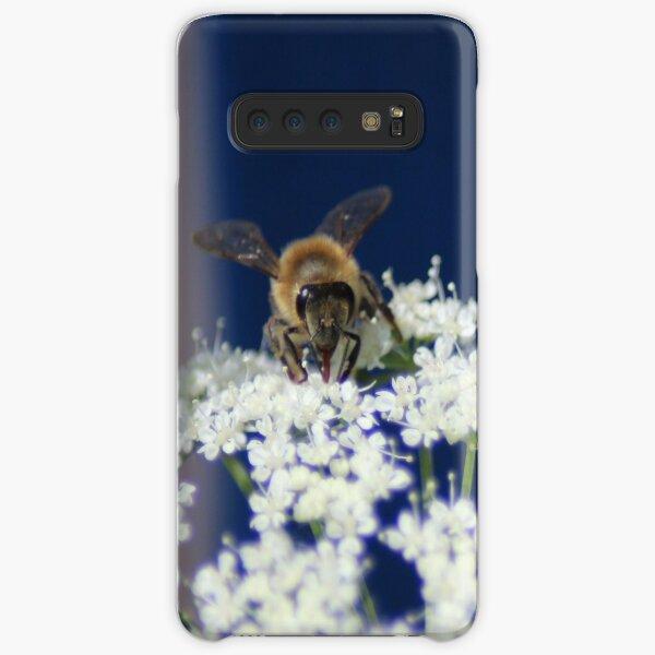 Biene im Detail Samsung Galaxy Leichte Hülle