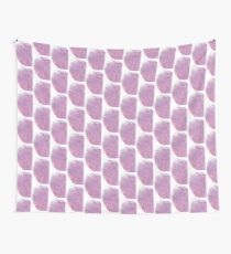 Red and Purple Jellyfish Wall Tapestry