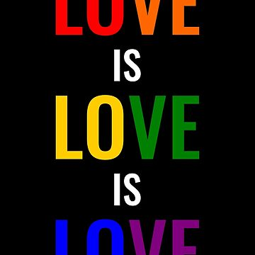 Liebe ist Liebe ist Liebe von simbamerch