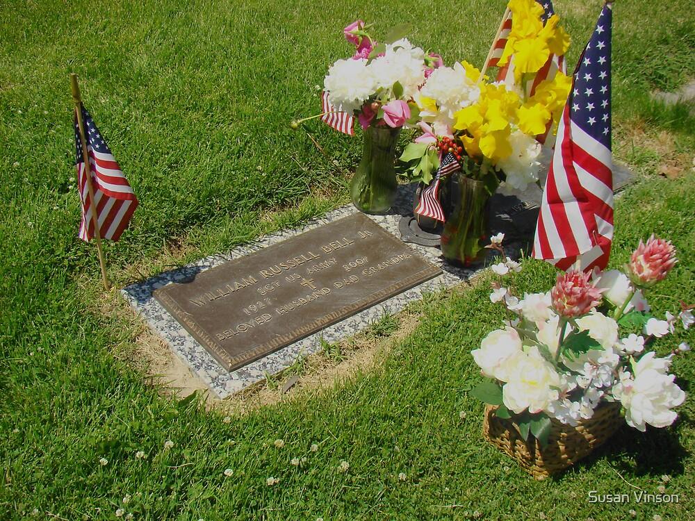 In Honour Of My Dad by Susan Vinson