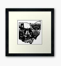 Best of Cincy Framed Print