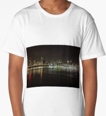 Liverpool Waterfront  Long T-Shirt