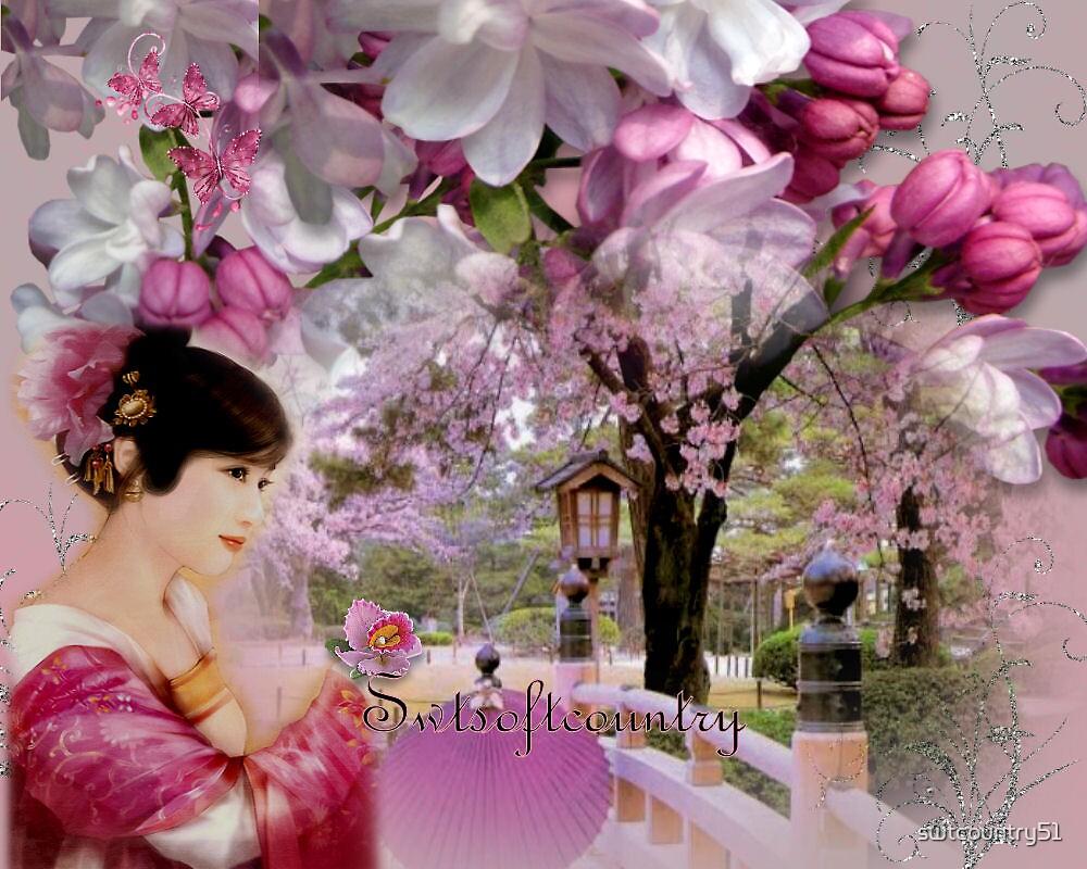 Oriental Beauty by swtcountry51